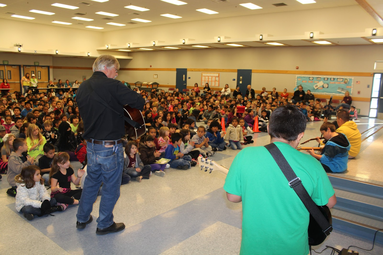 They\'re Strumming Quite a Tune at Quail Valley Elementary   Menifee 24/7