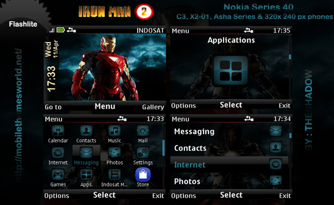 Download Tema HP