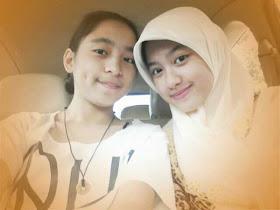 soalnya cantik cantik semua fotonya foto ayana sahahab achan jkt48