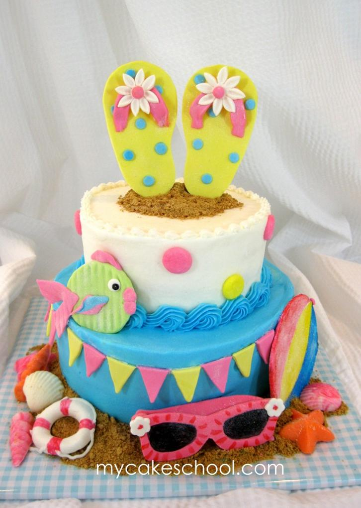 It 39 s written on the wall amazing cake designs fabulous for M m cake decoration ideas