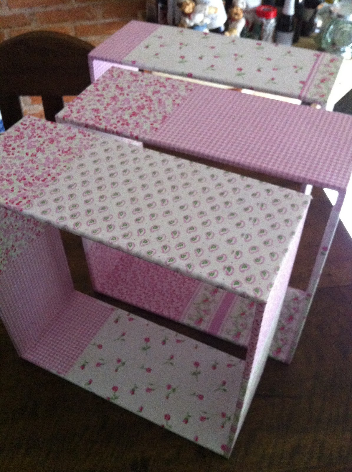 Cute Craft Nichos para decoração de quarto infantil