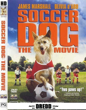 Soccer Dog The Movie 1999 HDRip Download