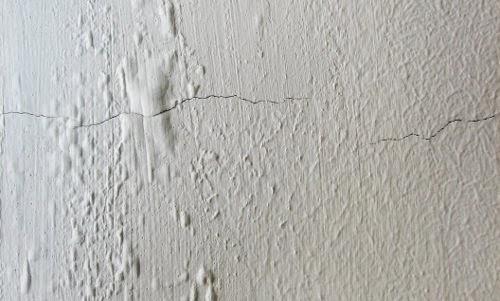 Reparacion paredes decoractual dise o y decoraci n - Reparar grietas pared ...