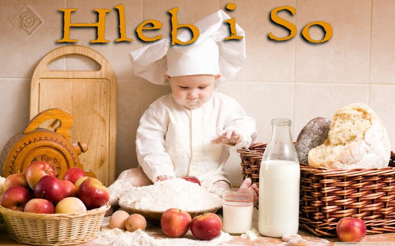 Hleb i so