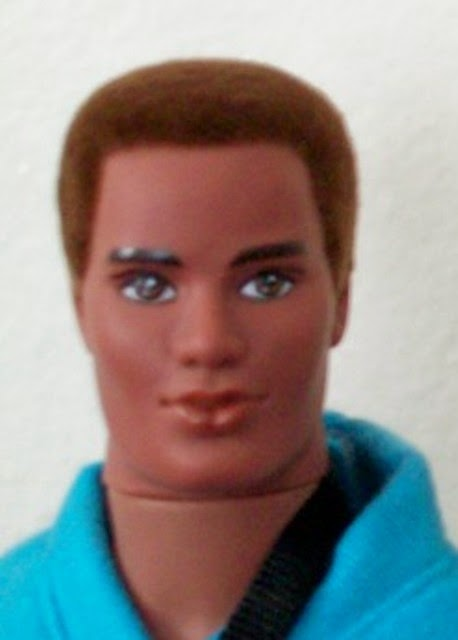 Face of Integrity Toys' Jordan doll