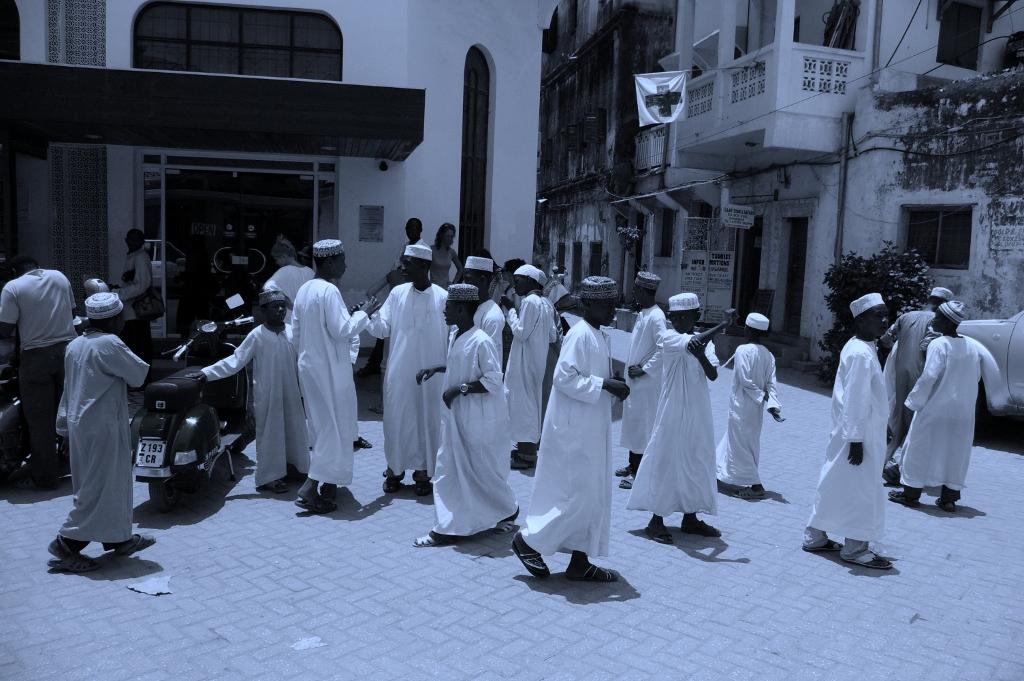Zanzibar dan Periode Modern