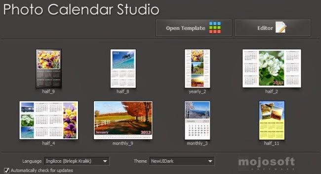 Mojosoft Photo Calendar Studio 2015 1.18 Serial Number Full Version ...