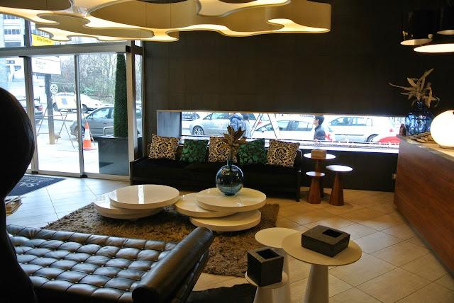 Sandman Signature Hotel in Newcastle Review