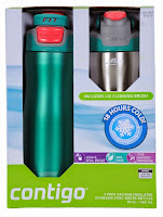 Contigo Fit Green/Silver