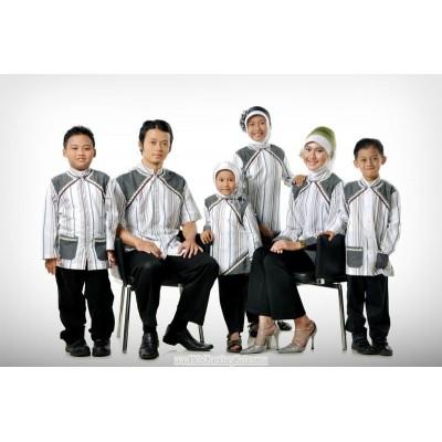 Dari model baju muslim keluarga yang bisa menjadi inspirasi anda