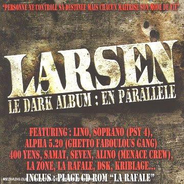 Larsen - Dark Album En Parallele (2006) WAV