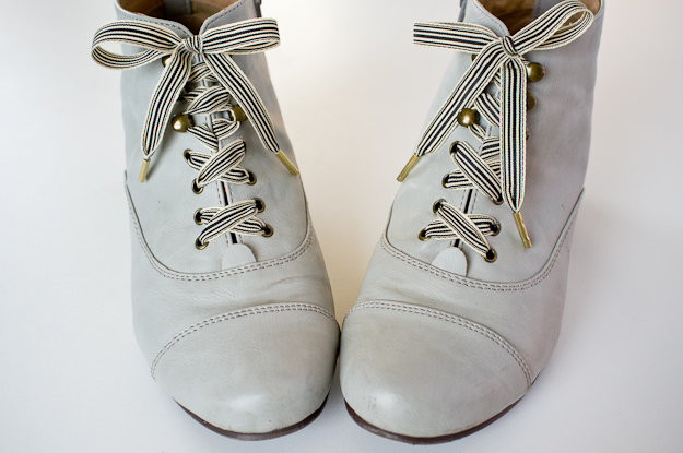 DIY Shoe Laces