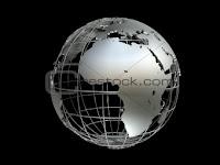 3d Globe3