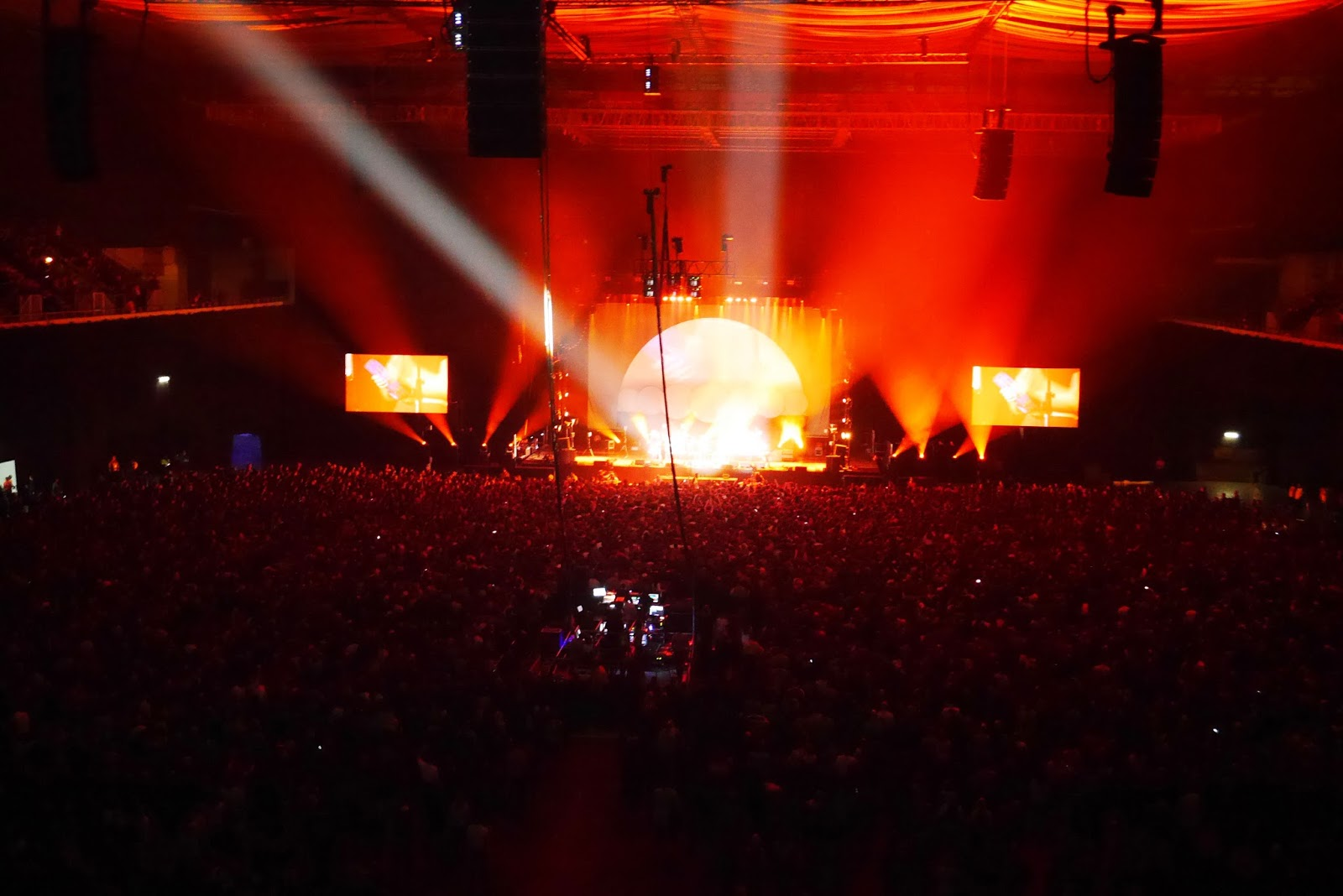 Bombay Bicycle Club Gig Earls Court 2014