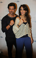 Hrithik Roshan unveils Farah Khan Ali's Krrish 3 Collection