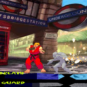 Flash-игра The 12 Fighters 2