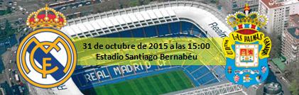 Previa Real Madrid - UD Las Palmas