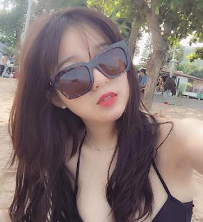 Hot girl Tú Linh Sexy Bikini Bên đất Thái