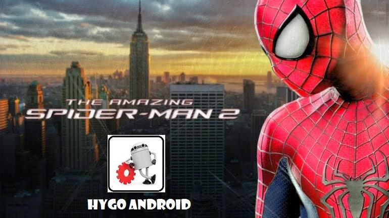 download The Amazing Spider-Man 2 v1.0.0i APK Proper