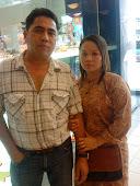 ♥ ILOVEYOU MAMA AND AYAH ♥
