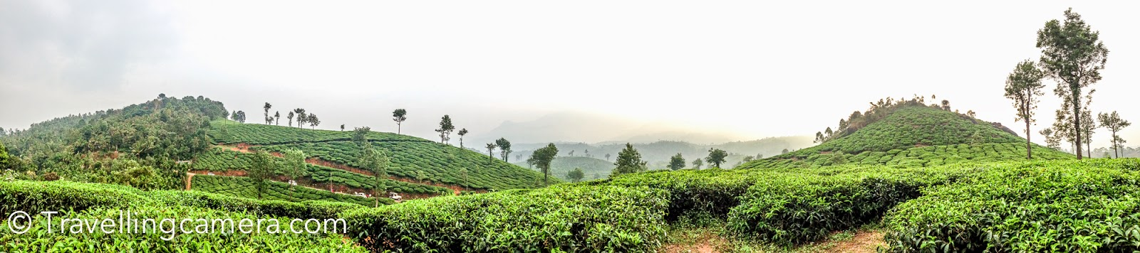 Today I thought of sharing all Panoramas created using iPhone, when we were in Wayanad region of Kerala. Enjoy these landscapes from Wayanad and Kannur. The very first photograph is clicked near Soochipara waterfalls.