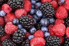 Propiedades de las frutas del bosque