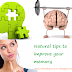 Best Tips To Boost Your Brain Memory