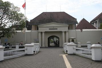 Museum Dibalik Tembok Kokoh Benteng Vredeburg Yogyakarta