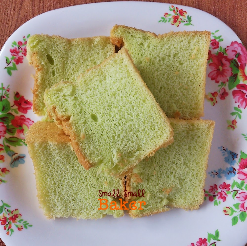 Cake In The Pandan Tin