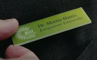 Dr. Martin Harris
