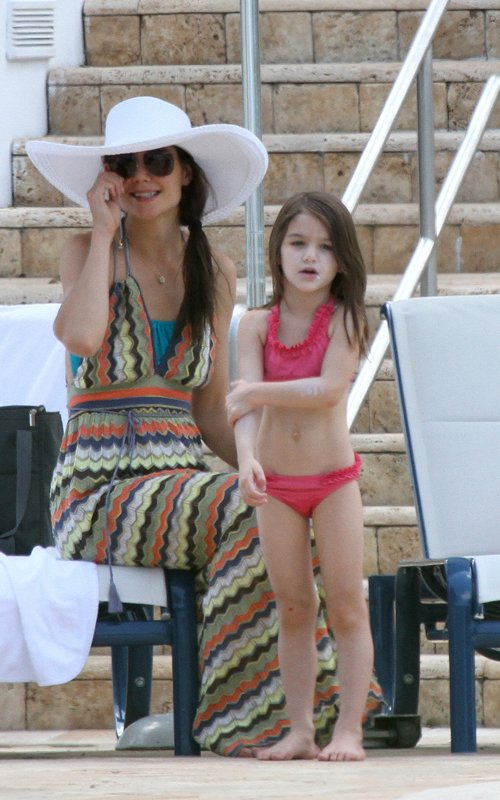 Suri Cruise -Hollywood's most fashionable kid