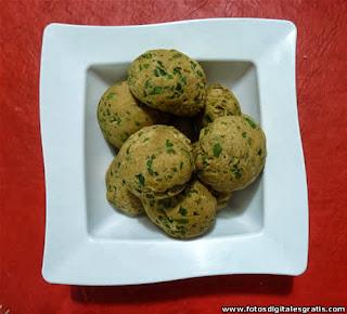 bollos panes harina integral y verdura
