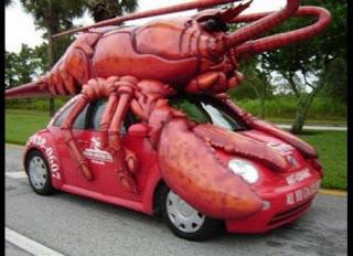 Foto Mobil Unik Aneh Di Dunia