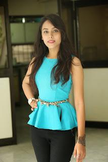 Kenisha Chandran Stills At Jagannatakam Movie Release Press Meet 5.jpg