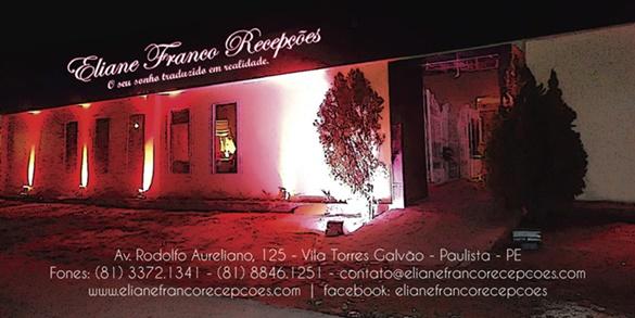 Eliane Franco Recepções