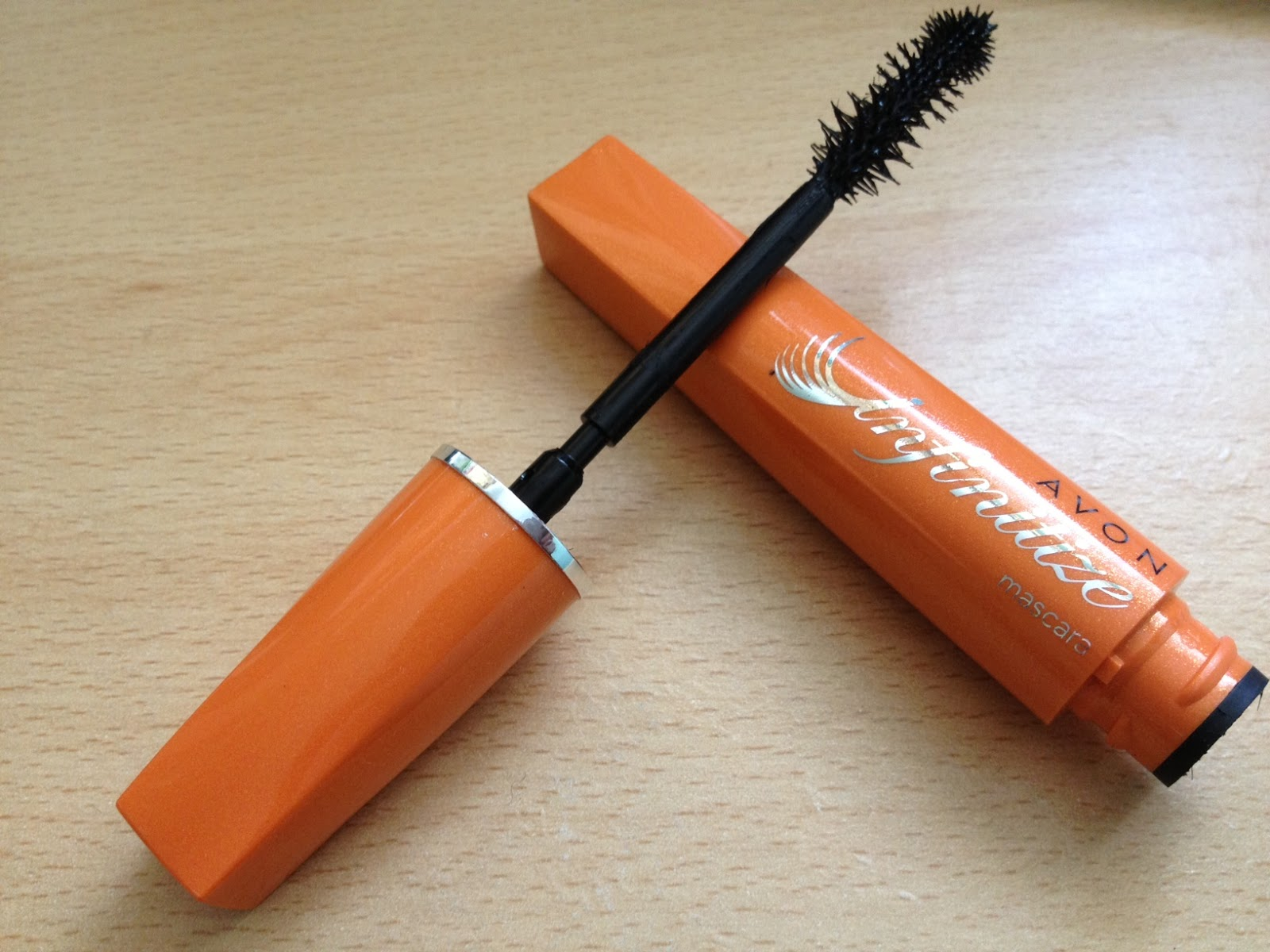 Orange Mascara Photo Album - Mezza