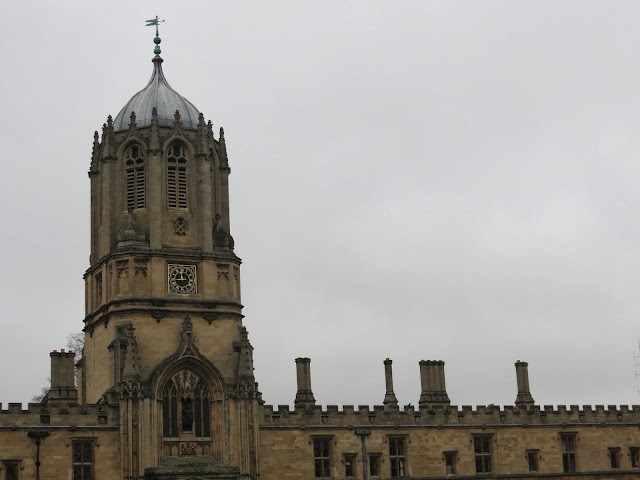 Tom tower christ church college