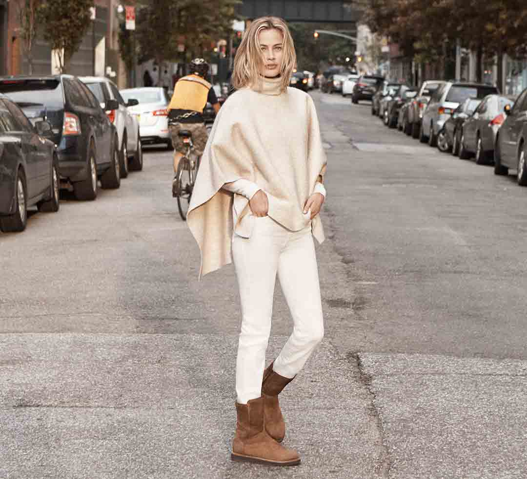 Famous fashion blogger - Latest Ugg Luxury For Fall 2015