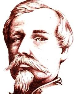 Rostro de Francisco Bolognesi
