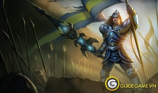 [Guide Jarvan Mid - Season 5] How to Play - How to build Jarvan IV map Gladiator midline position in season 5