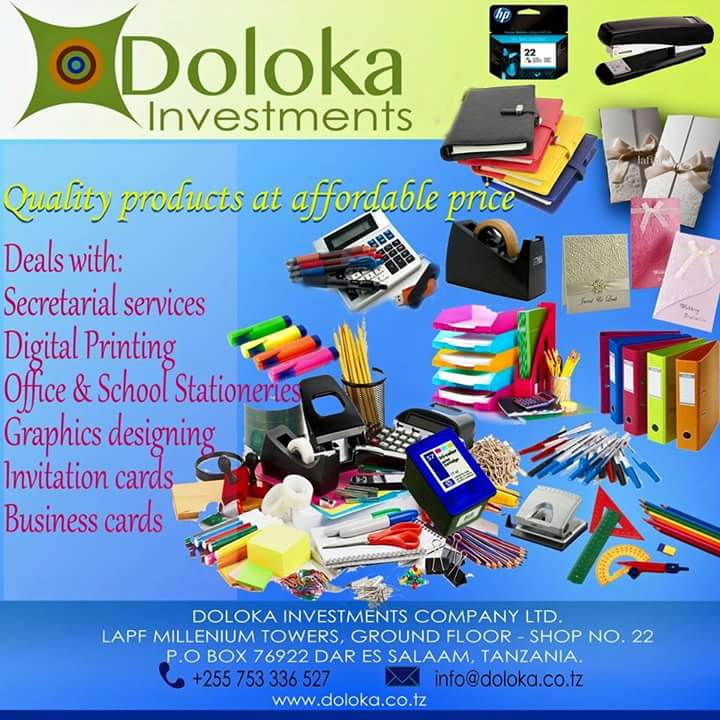 DOLOKA Investments Co Ltd