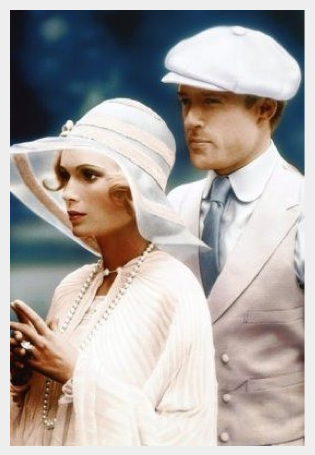 Robert Redford Great Gatsby Mia farrow and robert redford