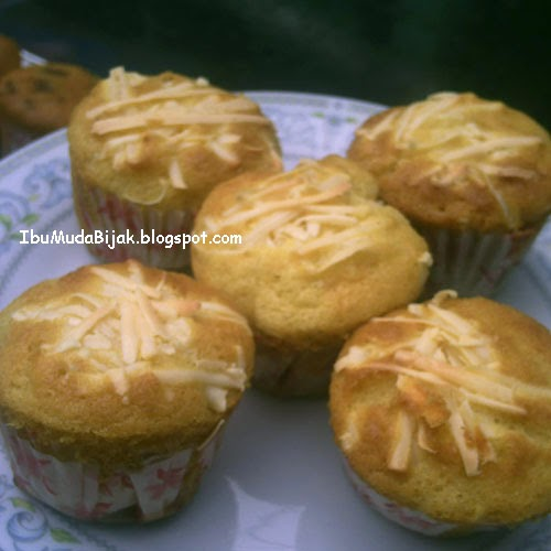 Cheese Muffins muffin keju