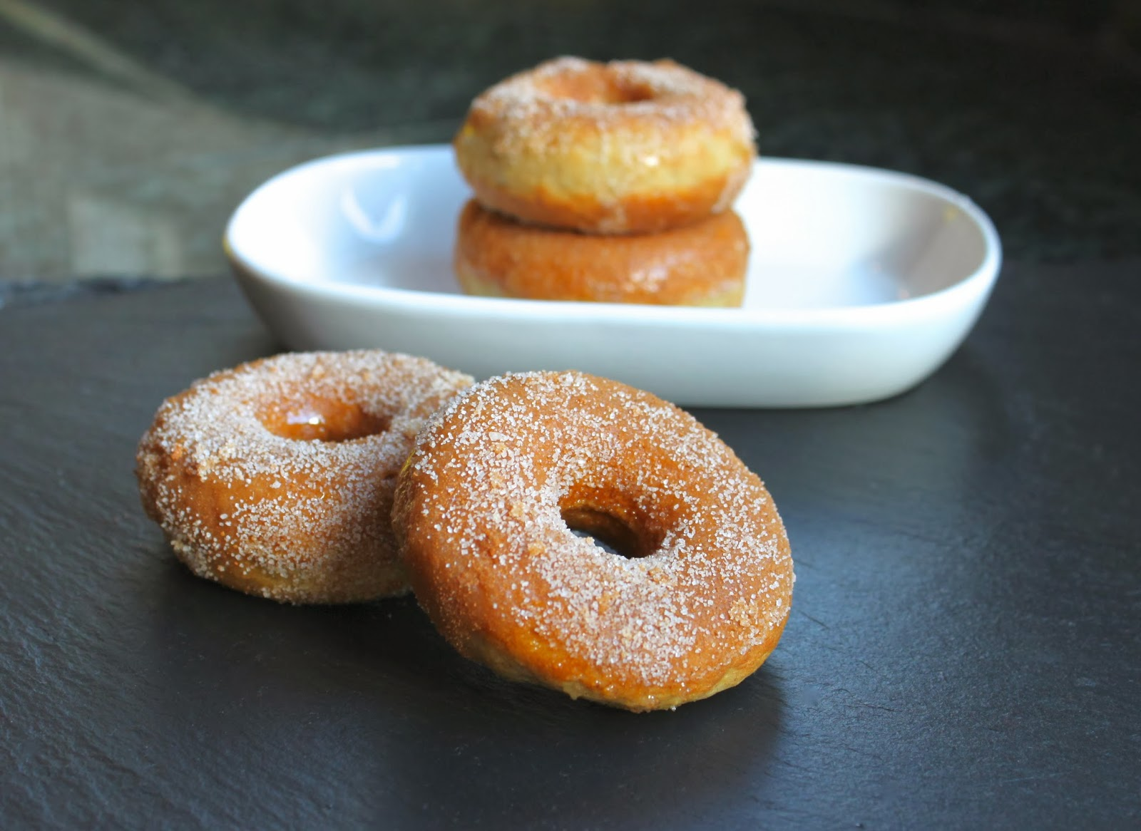 From Which Things Grow: Chew on This | Apple Cider Donuts