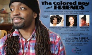 TICKETS: Colored Boy & Friends/May 2015