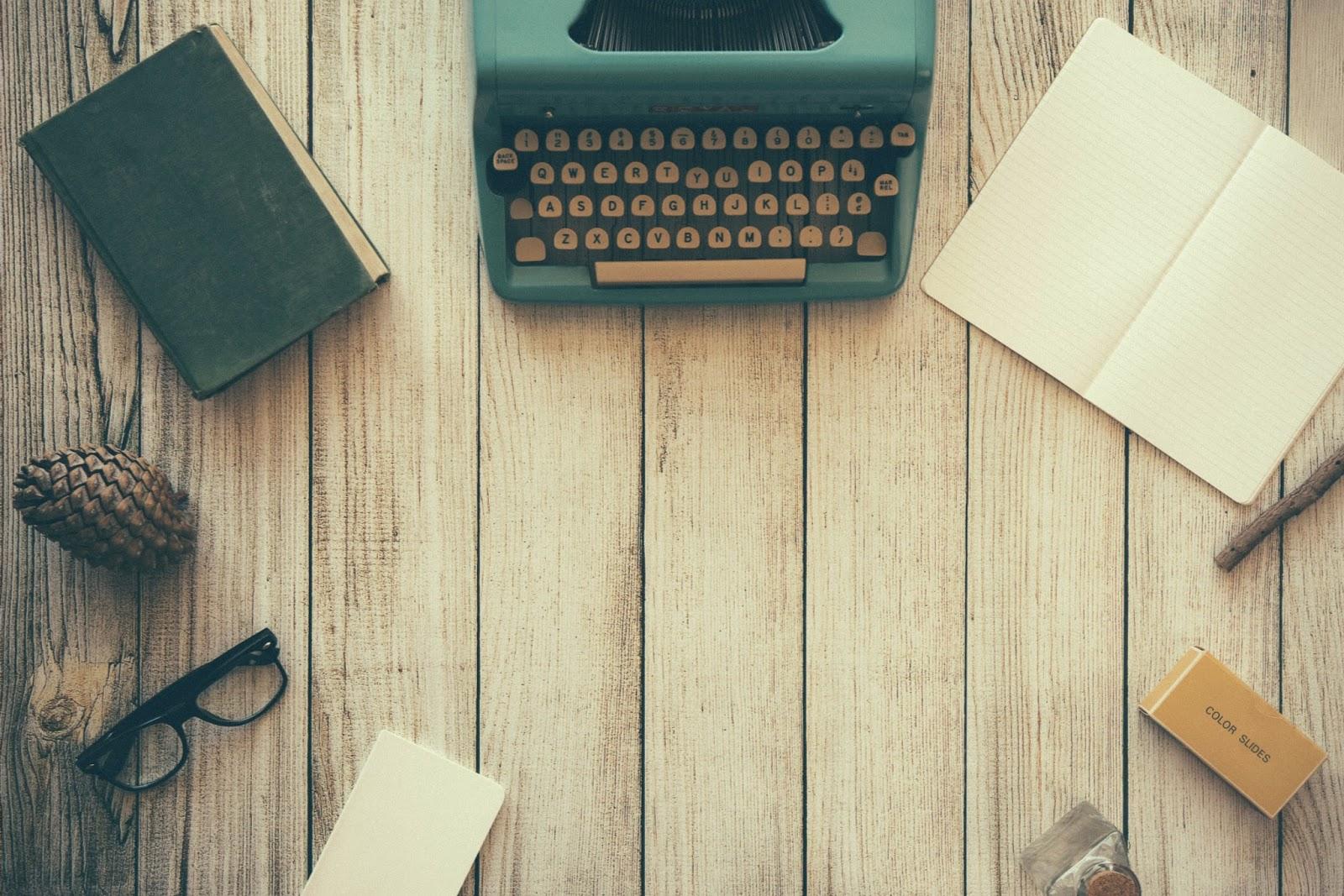 Writing novel
