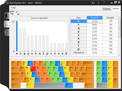 Rapid Typing Tutor 4.6.5