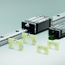 New NH/NS Linear Guides from NSK Europe