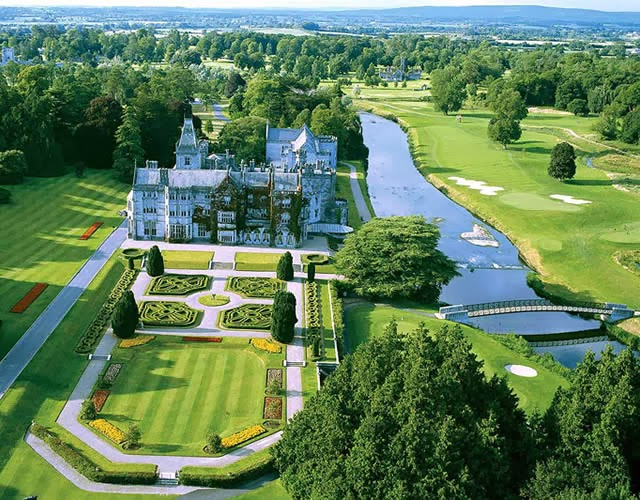Adare Manor Hotel and Golf Resort, Ireland
