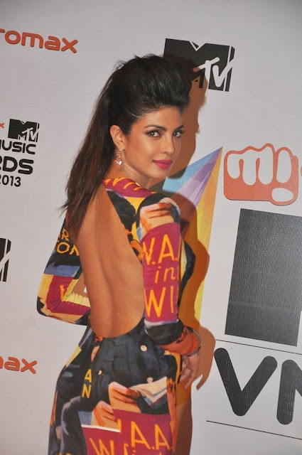 Priyanka Chopra mtv awards 2013